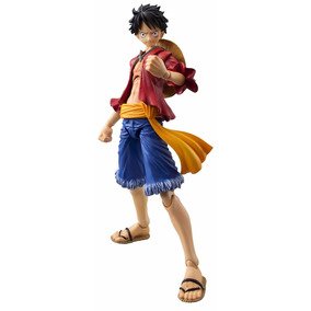 One Piece Luffy - V.a.h. Action Figure - Megahouse