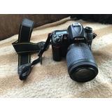 Cámara Nikon Nueva D7000