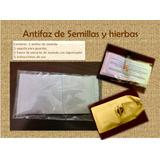 Antifaz De Semillas Y Hierbas Medicinales