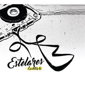 Estelares - Cd Lados B Pop Rock Nacional