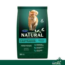 Ração Guabi Natural Gatos Adultos Castrados 7.5 Kg