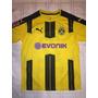Camiseta Borussia Dortmund Local-visita 2016-2017