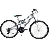Bicicleta De Montaña Huffi Para Dama Rodada 26