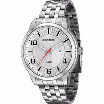 Relógio Masculino Mondaine Analógico Social 94822g0mvne1