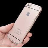 Capa Capinha Iphone 5 5s Se Case Exclusiva Várias Cores