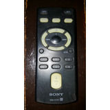 Control Remoto Autoestereo Sony Rm-x151