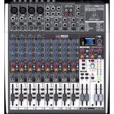 Mezcladora Xenyx X1622usb 16 Canales Interfaz Usb