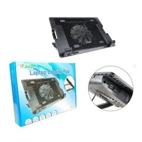 Base Enfriadora Ajustable Para Laptop Marca Wash