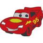 Matriz De Bordado Cars #2 Mc Queen Filme Disney Desenhos