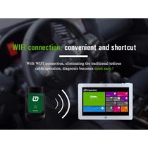 Scanner Automotivo Easydiag Substitui X431+tablet Da Foto