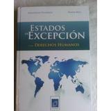 Estados De Excepción Y Los Derechos Humanos Frank Mila