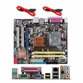 Placa Mae Asus P5kpl-am 775 Ddr2 Intel G31 Melhor Preço