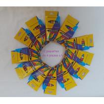 Crayolas Economicas 12 Cajas De 6 Crayolas Fiesta
