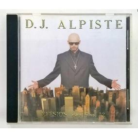 Cd Dj Alpiste / Efésios Cap.6 Vers.12 - Novo E Lacrado Raro