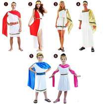 Fantasia Deusa Ou Deus Grego Infantil Ou Adulto