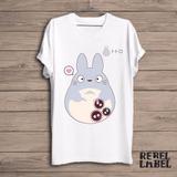 Remera Mi Vecino Totoro (colección Dibujos Animados)