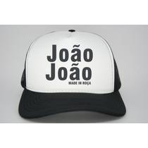 Boné Trucker João João