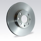 Kit X2 Discos De Freno Delanteros Chevrolet Meriva 1.8 8v