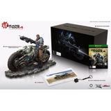 Gears Of War 4 Collector Edition Xbox One Español + 4 Juegos