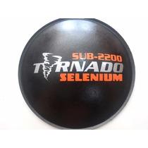 Protetor Calota P/ Alto Falante Selenium Tornado 2200 160mm