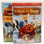 Dvds O Bicho Vai Pegar 1 E 2 (originais)