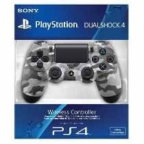 Controle Ps4 Dualshock Playstation 4 Camuflado Original