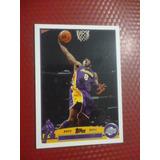 Cv Kobe Bryant 2003 Topps Los Angeles Lakers Hof Nba