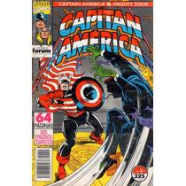 Capitán América & Mighty Thor 3 Forum Còmics