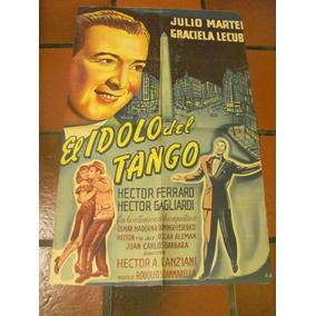 Afiches De Cine Antiguos Con Julio Martei
