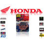 Pastilla De Freno Ebc Trasera Honda Cbf 500 4 (sin Abs) 04