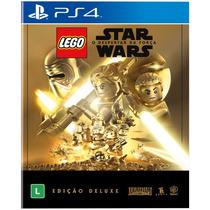 Lego Star Wars Despertar Força 100% Português Deluxe Ps4