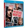 Negócios Mortais - Blu-ray - Michael Gladis - Max Minghella