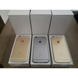 Iphone 6 De 64gb Nuevo Dorado, Gris Y Plata Sellado +obseq