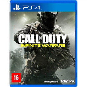 Call Of Duty Infinite Warfare Pt-br Ps4 Mídia Física Novo