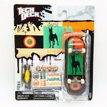 Tech Deck Skate De Dedo Habitat Daryl Angel + 4 Rodinhas!