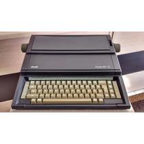 Maquina De Escrever Eletrônica Praxis 201 (usado)