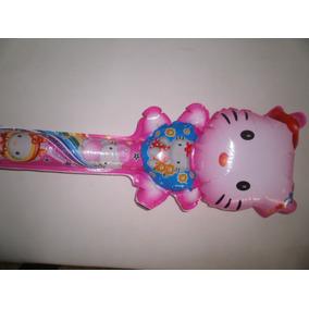 Globo Minnie Kitty Pato Donals Angry Ben 10 Princesas Wini