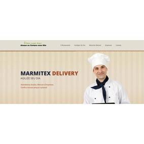 Web Site Otimizado No Google Para Entrega De Marmitex