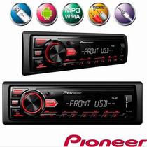 Auto Radio Aparelho Pioneer Mvh088ub Radio/aux/usb