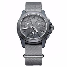 Reloj Victorinox Para Hombre Mod. 241532 Nuevo, Original