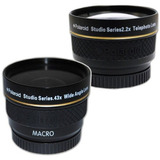Lente Polaroid Studio Series 30/30.5/43/37mm .43x Hd Wide