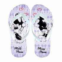Chinelo Sandália Tipo Havaianas Mickey Minnie Super Promoção