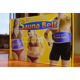 Faja Sauna Electrica Belt Termica Calienta Reductor, Oferta