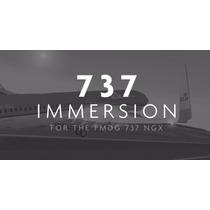 Immersion 737-600/700/800/900(fsx/p3d/fsx-se)