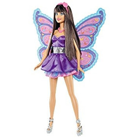 Juguete Barbie Un Secreto De Las Hadas Raquelle Muñeca