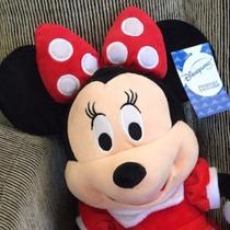 Boneca Pelúcia Disney Minnie Mouse Infantil 50cm 12x Ref.440