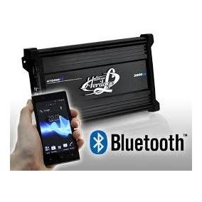 Potencia Lanzar Htg258bt Bluetooth 2 Ca 2000watt Zona Sur!!