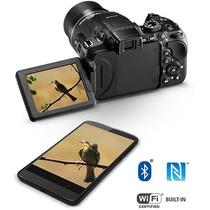 Camera Nikon B700 4k Uhd 30p Zoom 60x 20.2mp