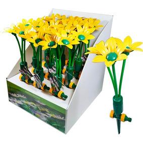 Irrigador Giratório Direcionável - Flor Rotativa