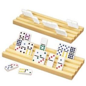 Plástico Holder Teja Domino (set De 2)